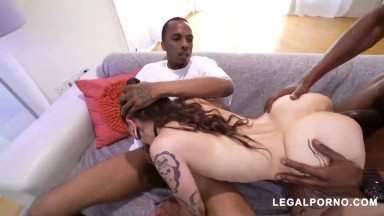 Legalporno - American Anal - Luna Lovely is so underrated This girl is a huge slut for BBC AA041
