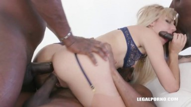 Legalporno - Interracial Vision - Sophia Grace comes to test black bulls IV321